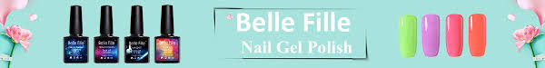 aliexpress com buy belle fille 5pcs 8ml gel lak polish nail art
