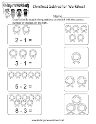 christmas maths worksheets kindergarten wonderland crafts