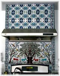 kitchen kitchen backsplash tile mural custom and murals ceramic