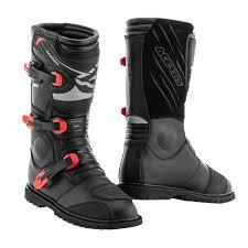 black motocross boots acerbis mx boots adventure black 2018 maciag offroad