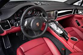porsche inside car picker porsche panamera interior images