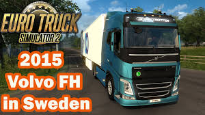 volvo big rig dealership ets 2 volvo fh u0026 fh16 2012 reworked v2 2 youtube