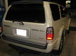 4th gen 4runner led tail lights led tail lights for 3rd gen page 3 yotatech forums