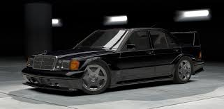 mercedes benz 190e 2 5 16 evolution 2 need for speed wiki