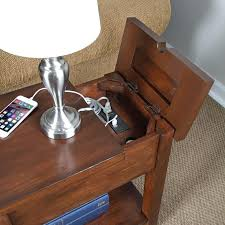 end table with usb port end table with usb ports photo 1 of 9 end charging end table with