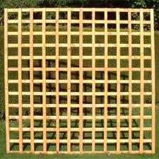 heavy duty trellis panel square lattice