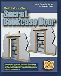 Diy Hidden Bookcase Door Amazon Com Murphy Door Bookcase Diy Kit 24