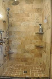 Tuscan Bathroom Ideas by Tuscan Wave Stone Shower Eclectic Bathroom Indianapolis By Tuscan