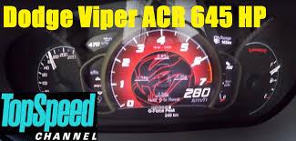 Dodge Viper Engine - 2016 dodge viper acr v 10 8 4 liter 645 hp acceleration 120 280 km