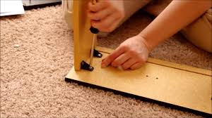 Sauder 5 Shelf Bookcase Assembly Instructions by Ameriwood Industries Assembly Tip Videos How To Assemble A