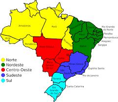 map of brazil clipart map of brazil v3