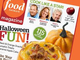 food network magazine october 2010 recipe index recipes and
