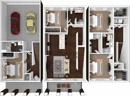 floorplans tetro student village