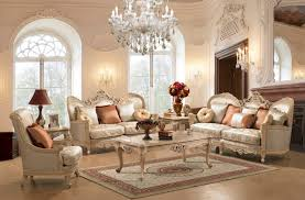 living room spacious living room design with victorian furniture