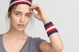 sweat band american eagle outfitters ae retro wrist sweatband fourth of