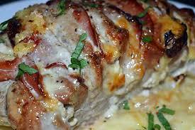 cuisiner le roti de veau recette de rôti de veau orloff façon choupette