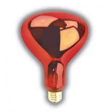 250 watt r40 red heat lamp 220 240 volt e27 industrial grade light