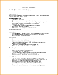 Retail Store Manager Job Description For Resume by Store Manager Job Description Resume Free Resume Example And