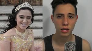 Boy Photo Album Boy Becomes Princess For Her Musical Album Youtube