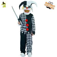 Scary Clown Halloween Costumes Adults Cheap Scary Clown Aliexpress Alibaba Group