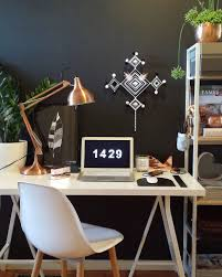 how to style a home office creating the perfect work space on a