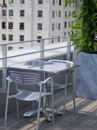 free images table wood chair rooftop restaurant meal