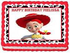 jessie cake topper ebay
