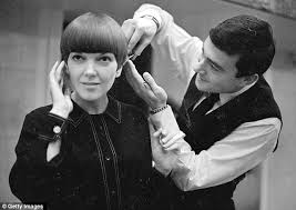 pubic hair in the 1960s mary quant put the swing into the 60s gave us that iconic bob cut