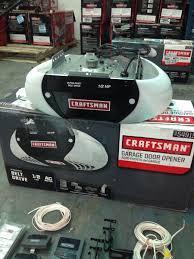 craftsman belt drive garage door opener style u2014 new decoration