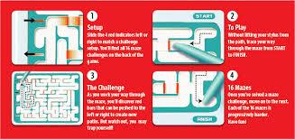 Challenge Setup Amaze Thinkfun