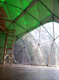 Dome House For Sale Wilderness Geodome U2013 Tiny House Swoon