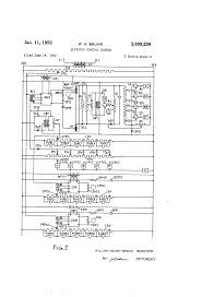 patent us2699226 elevator control system google patents
