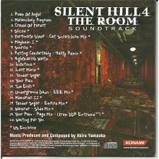 cat rage room silent hill 4 the room limited edition mp3 buy full tracklist