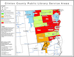County Map Of New York State by Clinton County Find Your Public Library In New York State