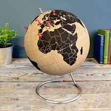 World Map Cork Board by Corkboard Map World Map Shape Notice Board Novelty Memo Board