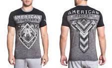 men s american fighter t shirts for men ebay