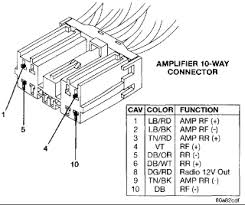 jeep infinity amp wiring diagram jeep wiring diagrams instruction