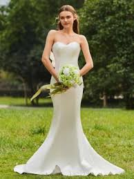 mermaid wedding gowns lace mermaid trumpet wedding dresses cheap online tidebuy