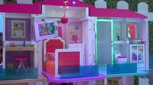 barbie dreamhouse 2016 it u0027s a cool smart house youtube