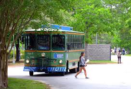 the uwf trolley free to the campus community uwf auxiliary