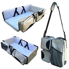 Ebay Changing Table Portable Changing Table Bag Travel Nursery Bassinet Crib Bed Carry