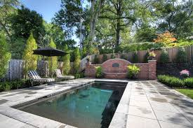 Beautiful Pools Small Inground Pools Spaces Traditional With Backyard Retreat