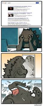 Godzilla Nope Meme - godzilla and others favourites by mrnate2015 on deviantart