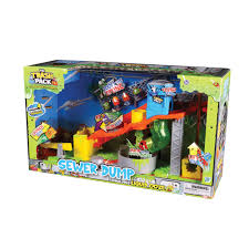 thetrash pack sewer dump 40 00 hamleys thetrash pack