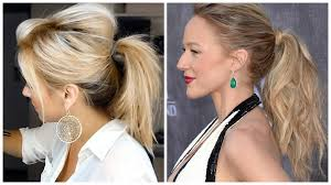 ponytail haircut where to position ponytail trendy and messy ponytails hairstyle trend of 2016 trendy mods com