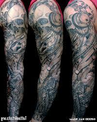 design sleeve cool tattoos bonbaden
