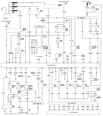1993 isuzu rodeo wiring diagram 1990 isuzu pickup wiring diagram