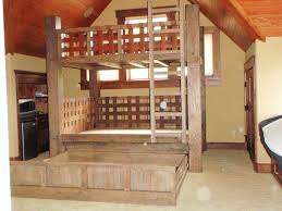 Bunk Beds With Stairs And Trundle Twin Over Twin Bunk Bed With - Trundle bunk bed with desk