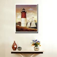 Decorative Lighthouses For In Home Use High Quality Paintings Lighthouses Promotion Shop For High Quality