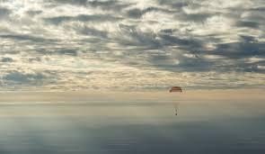 expedition 49 soyuz spacecraft landing nasa